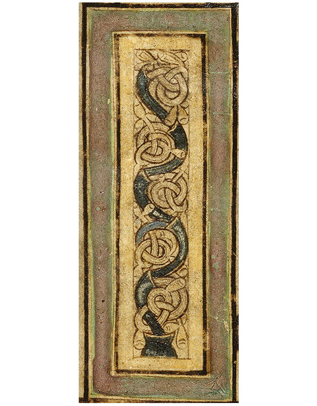 The Arrest Of Jesus Christ - The Book Of Kells concernant Book Of Kells .Asp?Id=