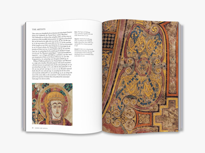 The Book Of Kells concernant Script In The Book Of Kells