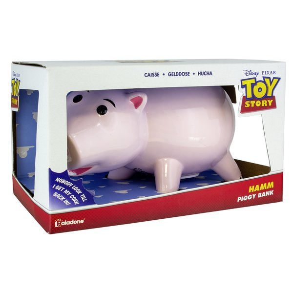 Tirelire Disney Toy Story - Hamm Specky, En Vente Sur Close Up intérieur Cochon Toy Story