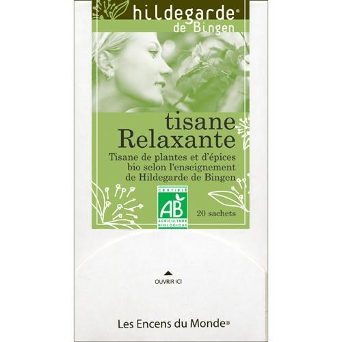 Tisane Relaxante - Hildegarde concernant Tisane Relaxante
