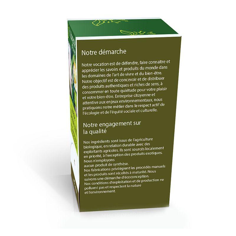 Tisane Relaxante Hildegarde Sachets - Aromandise destiné Tisane Relaxante