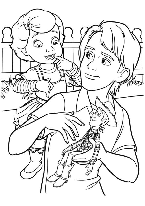 Top 20 Toy Story Coloring Pages For Your Little Kid | Toy pour Coloriage Toy Story 4