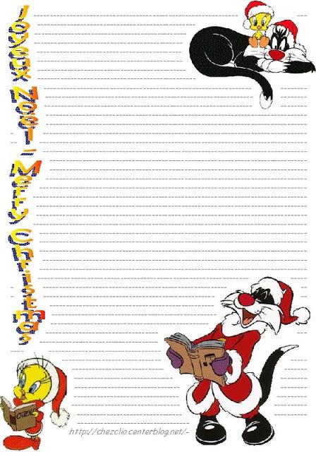 Top Du Meilleur: Papier A Lettre Pour Le Pere Noel intérieur Papier À Lettre Pere Noel