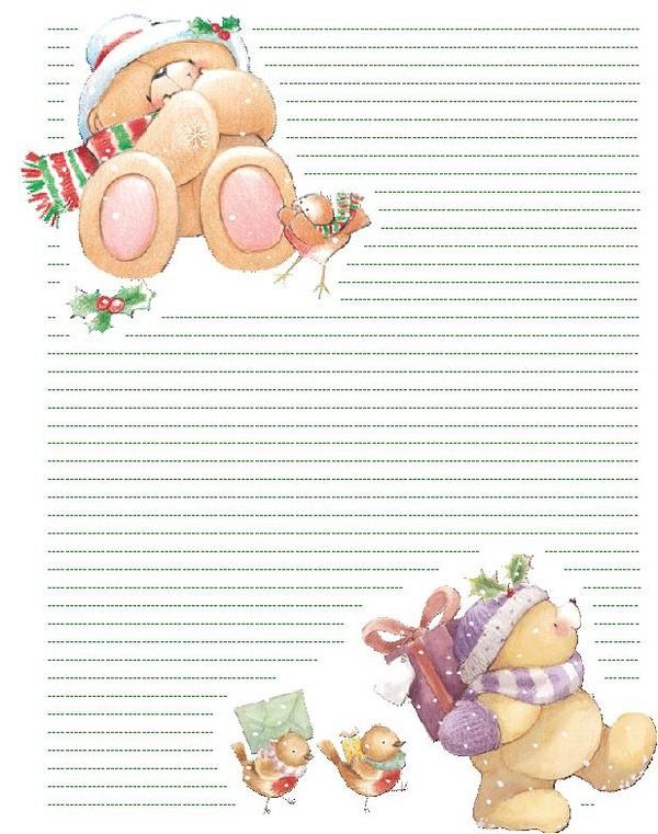 Top Du Meilleur: Papier A Lettre Pour Le Pere Noel serapportantà Papier A Lettre Noel