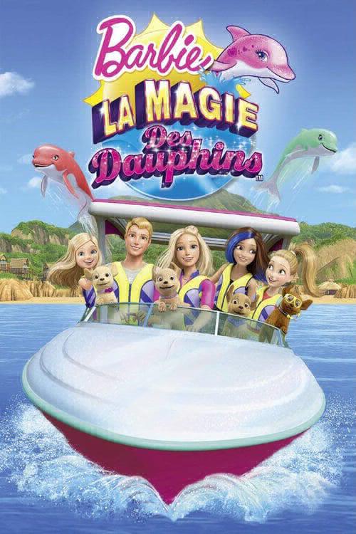 Top Films Barbie - Quel Est Top Film Barbie intérieur Barbie Et La Magie Des Dauphins Dessin ? Imprimer
