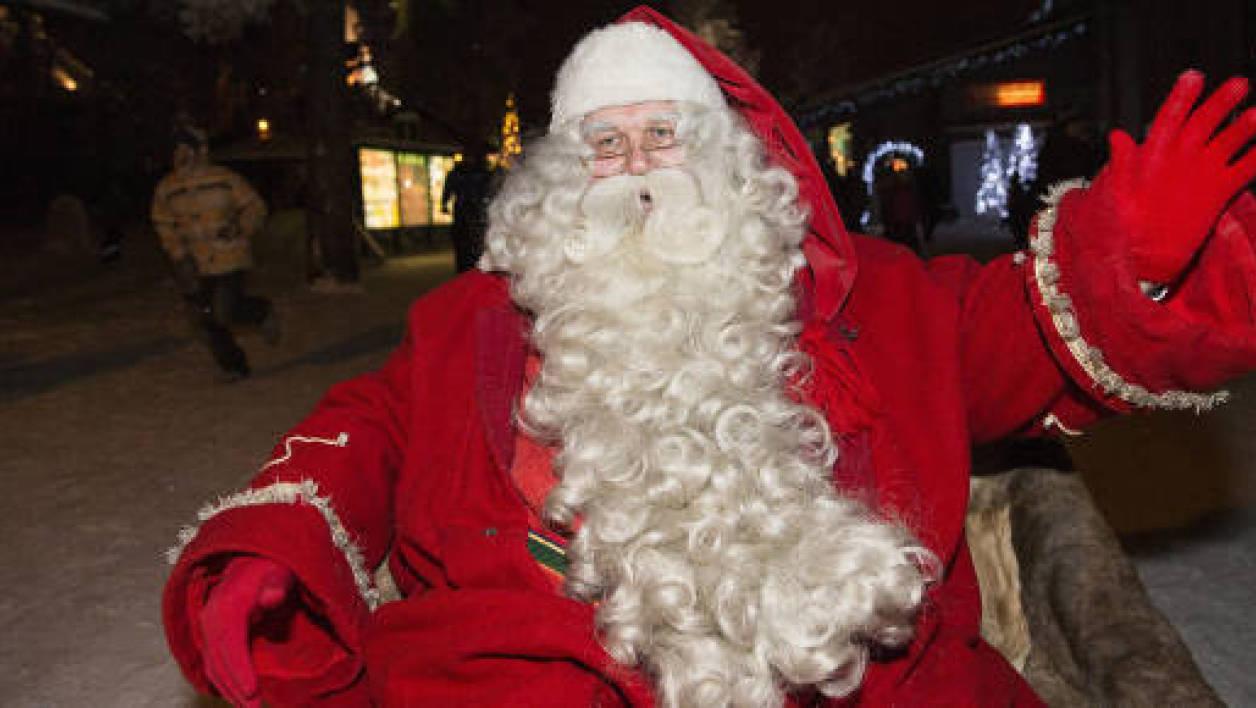 Toute La Vérité Sur Le Père Noël serapportantà Photo Du Pere Noel
