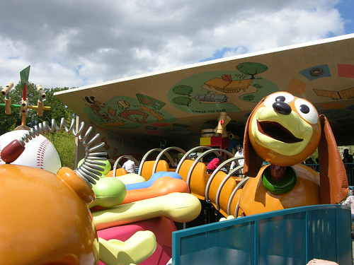 Toy Story Playland, Zig Zag Tour | Cassiopeeh | Flickr concernant Zig Zag Toy Story