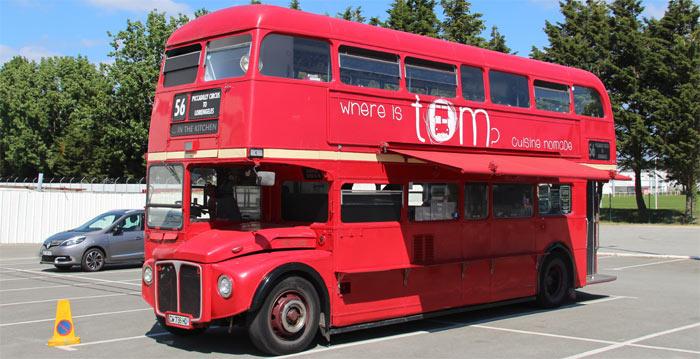 Trans'Bus - Dossier : Transformer Un Bus Ou Un Car En avec Image Bus Anglais