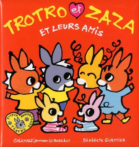 Trotro Et Zaza Et Leurs Amis De Bénédicte Guettier - Album serapportantà Trotro Et Zaza