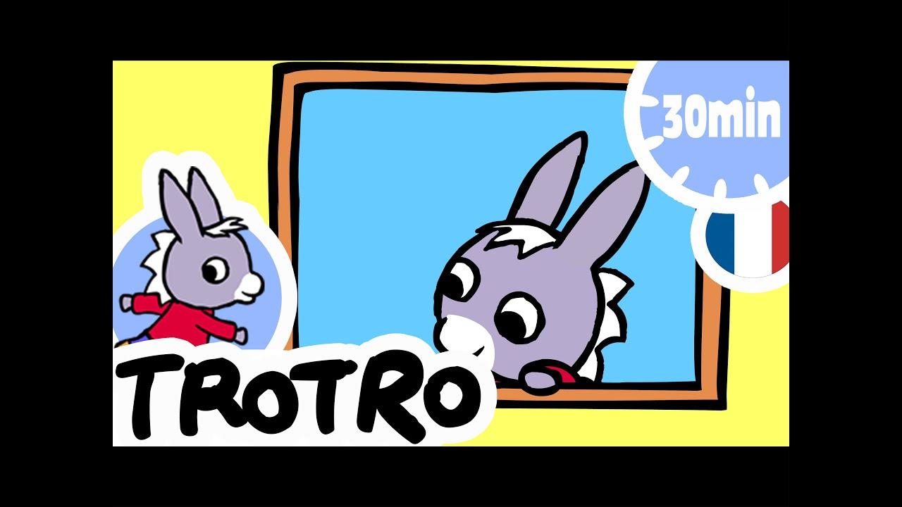 Trotro 🎊 Trotro Et La Fête | Dessin Animé | Hd |2019 - avec Trotro Dessins Animes