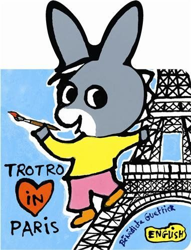 Trotro In Paris Version Anglaise | Toddler Books, Books dedans Trotro French Cartoon