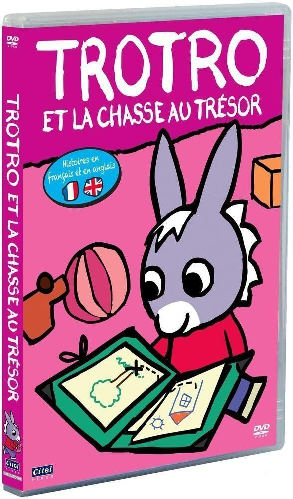 Trotro - Vol. 3 : Trotro Et La Chasse Au Trésor - Dvd Neuf destiné Trotro Dessin Anim?
