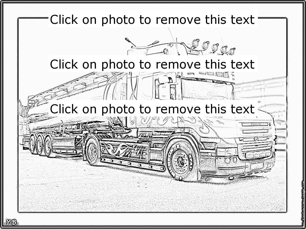Truck 1-The Nogaro Gers B Dscn9580 World Championa destiné Coloriage Camion À Imprimer