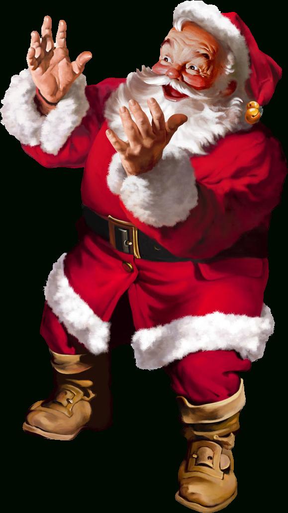Tube Père Noel Santa Claus pour Nom Renne Pere Noel
