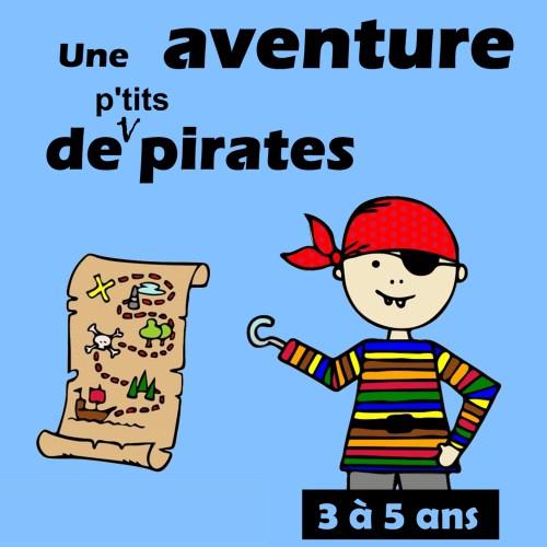 Une Aventure De Pirates : Chasse Au Trésor Pirate avec Chasse Au Tresors Theme Des Pirates