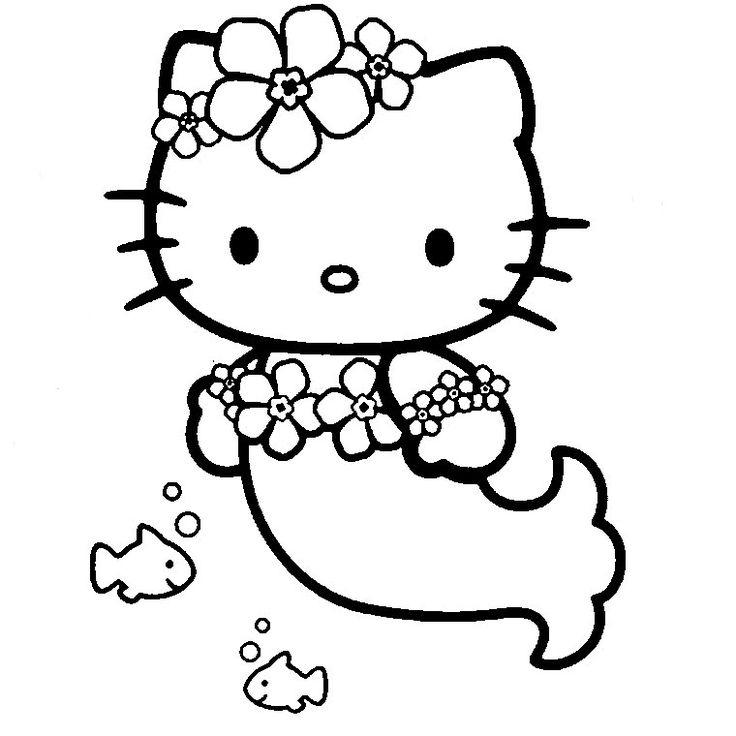 Valisette Coloriage Hello Kitty tout Coloriage Hello Kitty Coeur