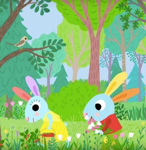 Vidéo: Les Chansons De Pinpin Et Lili : Dans La Forêt encequiconcerne Coucou Hibou Chanson