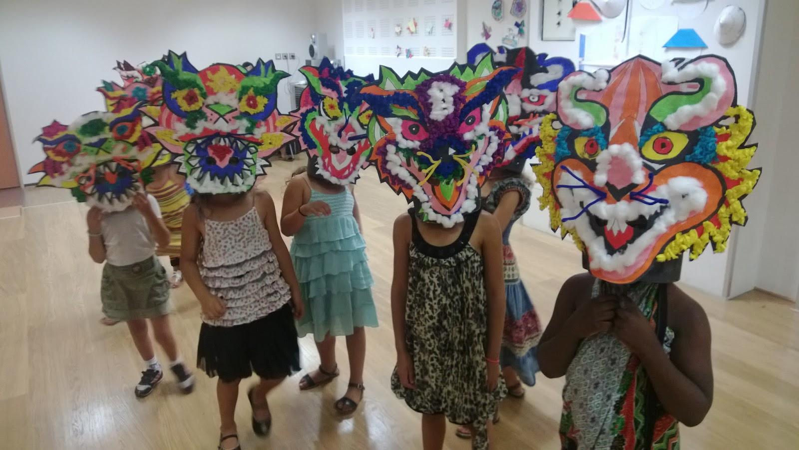Vive Les Mercredis: Vacances Mois De Juillet À Dugommier tout Fabriquer Un Dragon Chinois