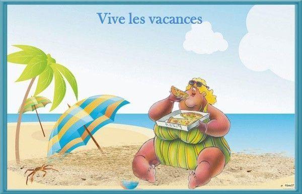 Vive Les Vacances intérieur Poesie Vive Les Vacances