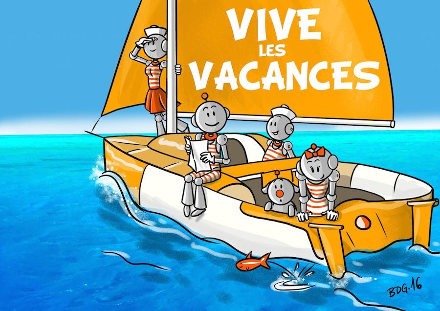 Vive Les Vacances ! Très Bonnes Vacances À Toutes Et À encequiconcerne Poesie Vive Les Vacances