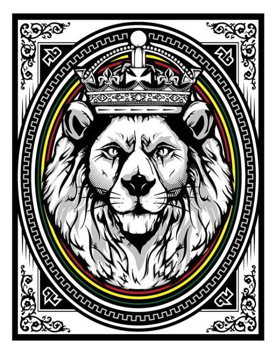 #W33Daddict #Rasta #Lionofjudah | Estampas Japonesas, Arte tout Dessin De Rasta