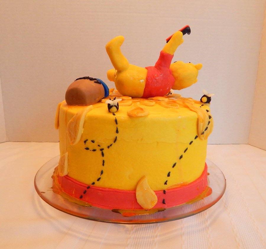 Winnie The Pooh Cake - Cakecentral avec Pooh Gateau