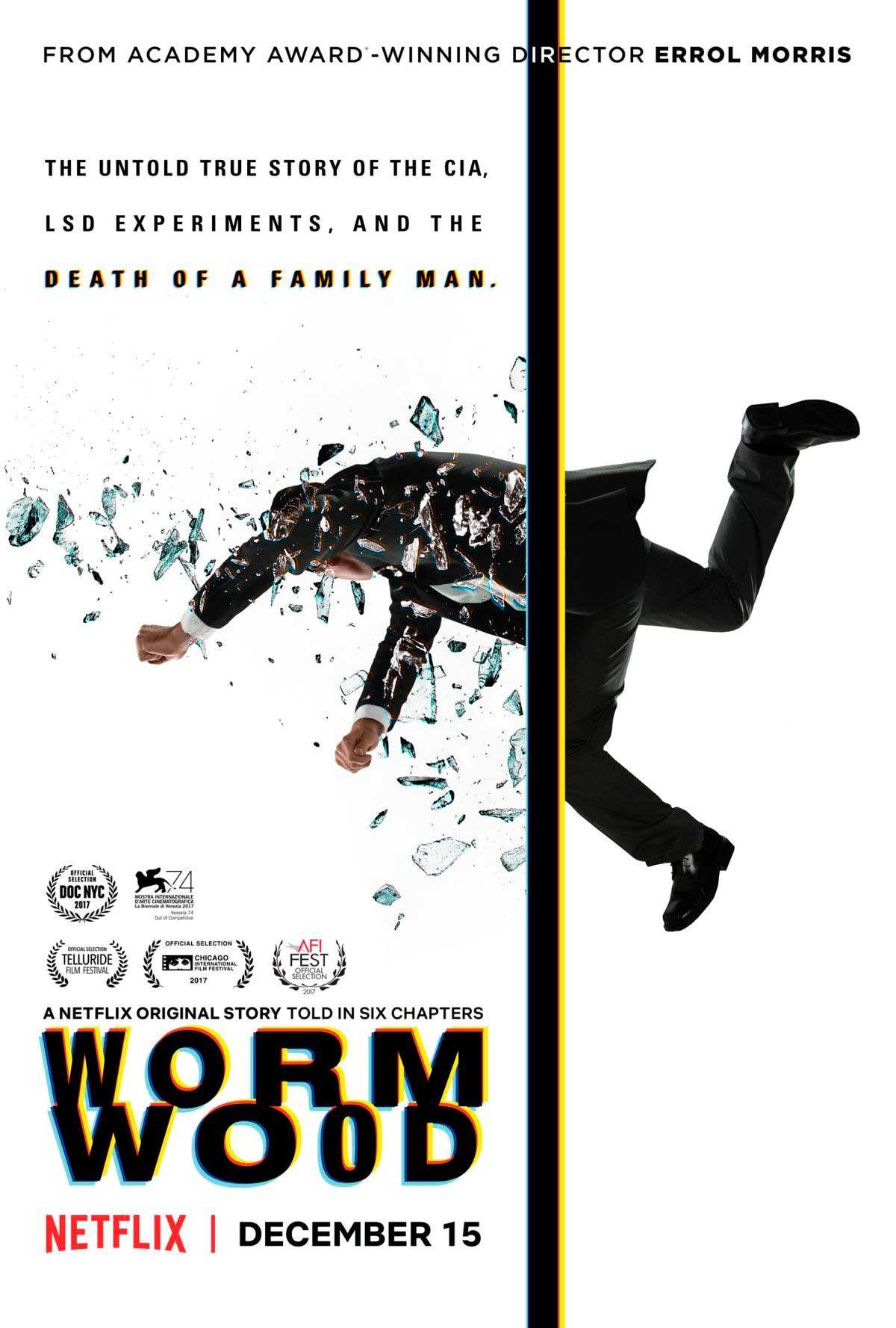 """Wormwood - Série (2017) - Senscritique intérieur Source: .Kw""""    """"Senscritique"""""""""""