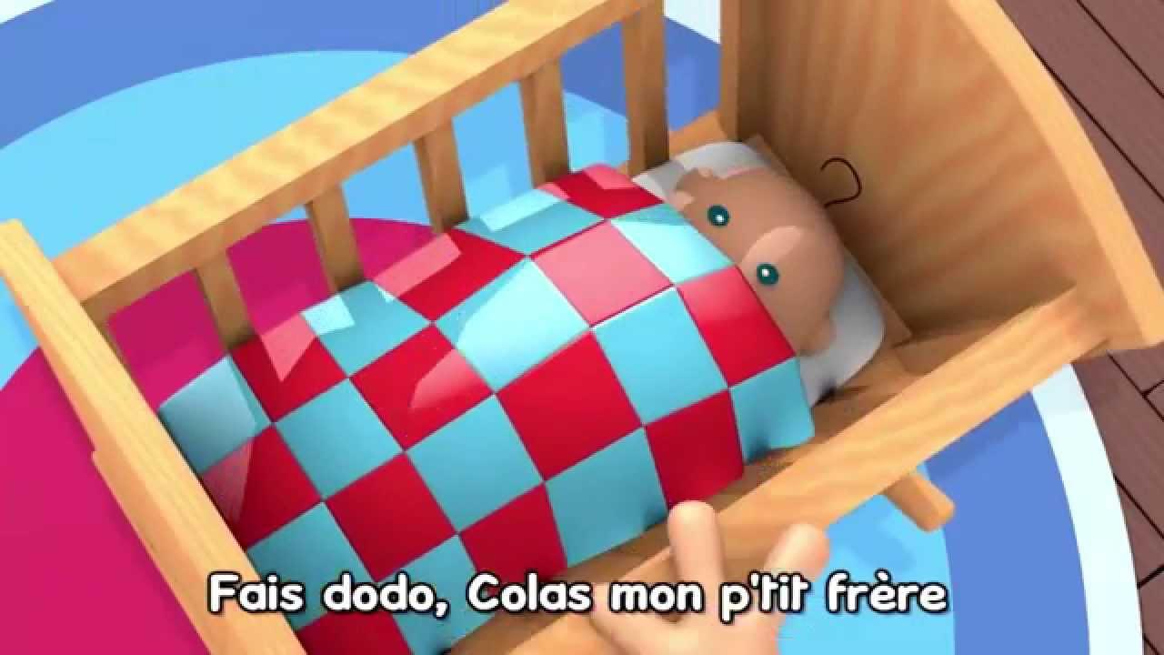 [Ytp Fr] La Famille De Colas Mon Petit Frère - intérieur Fais Dodo Colas Mon Petit Frère Paroles