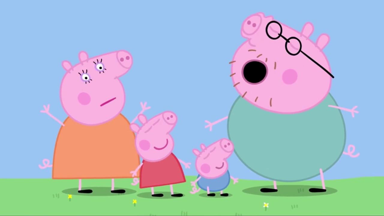 [Ytp Fr] Peppa Pig Est Conne - pour Peppa Pig A La Piscine
