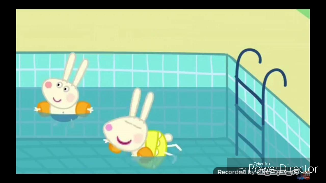 [Ytp#4]Pepa Pig A La Piscine Avec Les Bit - concernant Peppa Pig A La Piscine