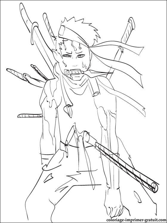 Zabuza Momochi Naruto A Imprimer | Coloriage À Imprimer concernant Dessin De Na Ruto A In Primer