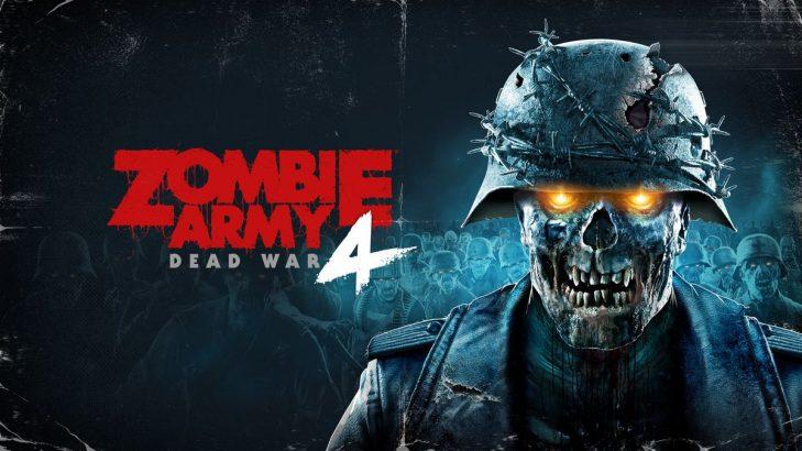 Zombie Army 4 - Dead War: De La Bonne Cervelle Fraîche tout Jeux De Zombie Qui Fait Peur