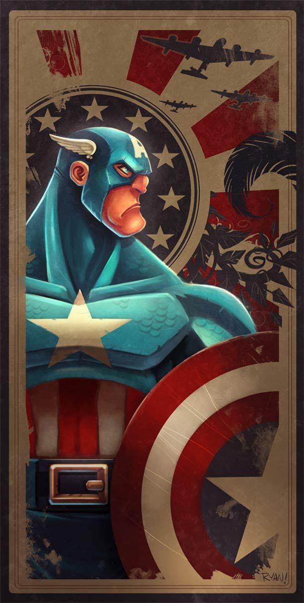 Zombies, Super Héros, Jeux Vidéos… – 25 Illustrations destiné Jeux De Capitaine America Gratuit