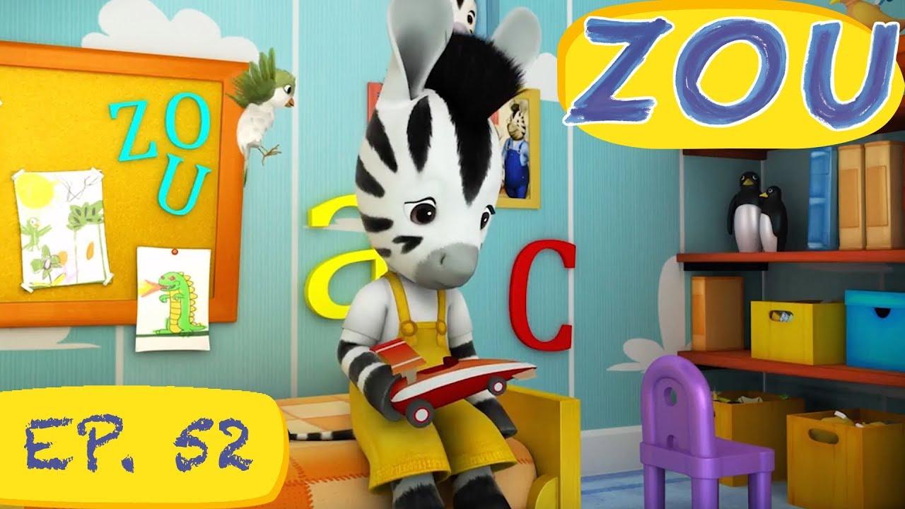 Zou | Zou Confiesa | Episodio 52 | Zou En Español avec Image Elzee